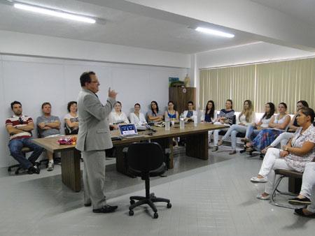 Prefeitura De Orleans Servidores Da Saúde Participam De